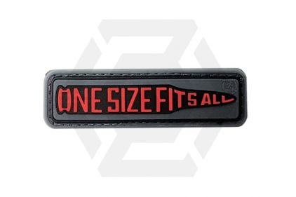 JTG One Size Fits All PVC Patch © Copyright Zero One Airsoft