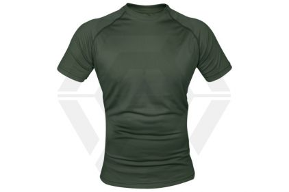 Viper Mesh-Tech T-Shirt (Olive) - Size Extra Extra Extra Large