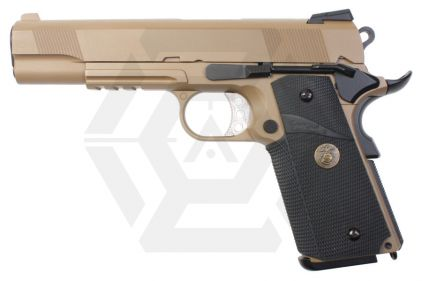 WE GBB MEU-R .45 (Tan)