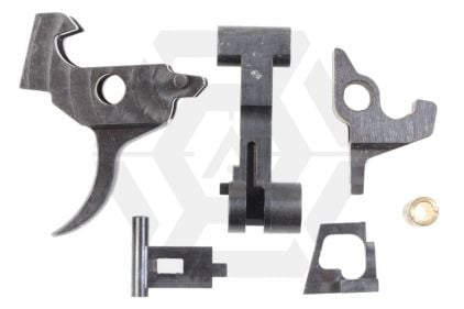RA-TECH Steel CNC Trigger Set for WE AK