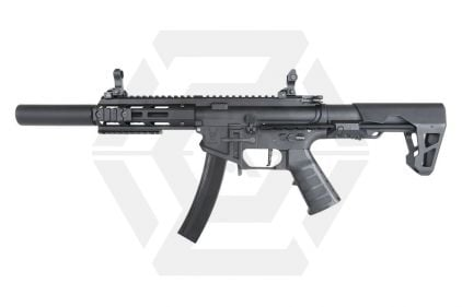 King Arms AEG PDW 9mm SBR SD © Copyright Zero One Airsoft