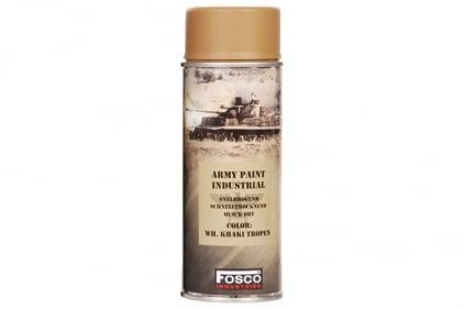 Fosco Army Spray Paint 400ml (Khaki)