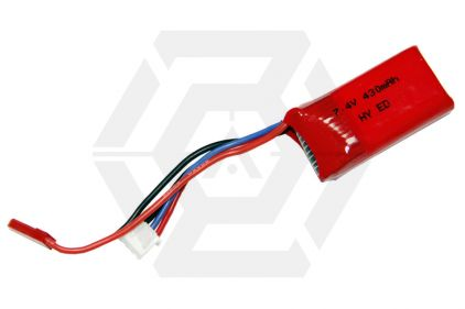 G&G 7.4v 430mAh 20C LiPo Battery For GMG-42 Magazine