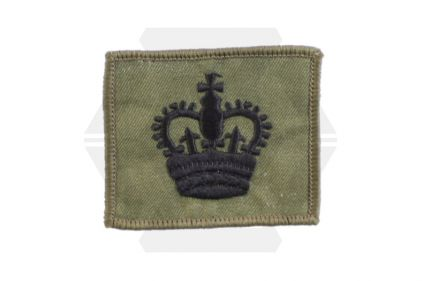 Helmet Rank Patch - WO2 (Subdued) © Copyright Zero One Airsoft