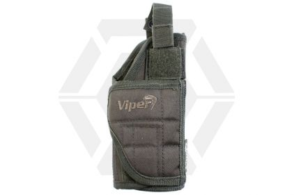 Viper MOLLE Adjustable Holster (Olive) © Copyright Zero One Airsoft