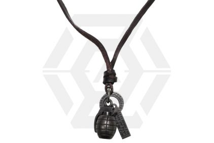 MFH Grenade Necklace