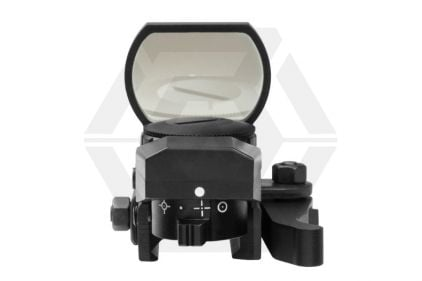 NCS Multi Reticule Red Illuminating Reflex Sight with QR Mount