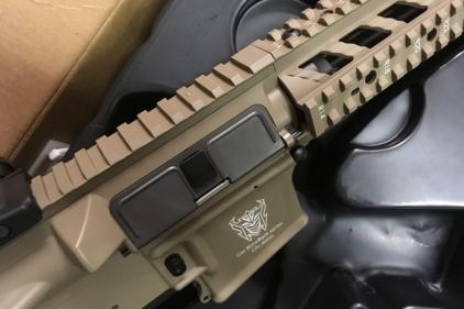 *Clearance* G&G Combat Machine AEG CM16 Raider DST (Tan)