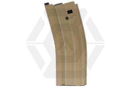 G&G GBB Mag for M4 30rds (Tan)