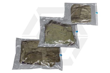 Highlander Zip Lock Storage Bags Pack of 3 © Copyright Zero One Airsoft