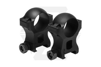 NCS High Scope Mount Ring Set © Copyright Zero One Airsoft