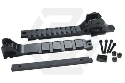 ICS Top Rail With Sight for CXP © Copyright Zero One Airsoft