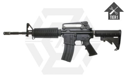WE GBB M4A1 (Black) with Tier 1 Upgrades (Bundle) © Copyright Zero One Airsoft
