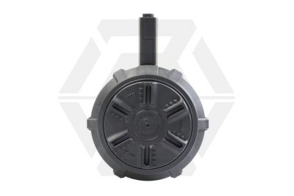 G&G Automatic Drum Mag for M4 2300rds © Copyright Zero One Airsoft