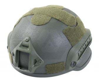 MFH ABS MICH 2002 Helmet (Olive)