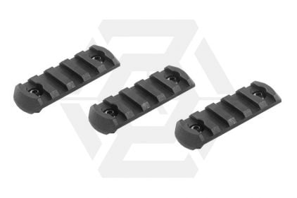 ASG ABS RIS Rail Set for M-Lok 6cm