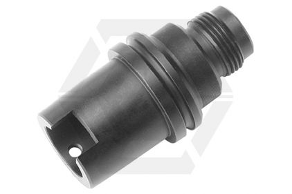 G&G Suppressor Adaptor for G3 © Copyright Zero One Airsoft