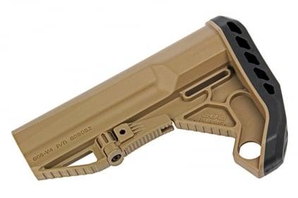 G&G M4 GOS-V4 Stock (Tan) © Copyright Zero One Airsoft
