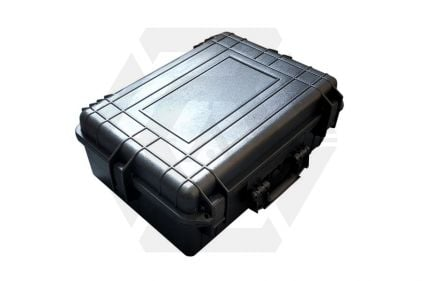 Water Resistant Case M (Black) © Copyright Zero One Airsoft