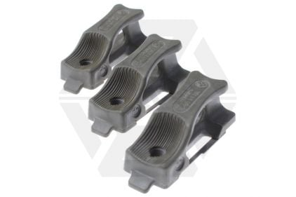 MagPul PTS Ranger Plate for 300rds M4 Magazine Pack of 3 (Olive) © Copyright Zero One Airsoft