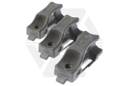 MagPul PTS Ranger Plate for 300rds M4 Magazine Pack of 3 (Olive)