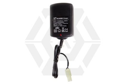 ASG NiMH Auto-Stop Fast Charger