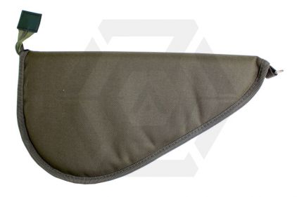 101 Inc Pistol Bag 32cm (Olive) © Copyright Zero One Airsoft