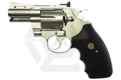 Tokyo Marui GAS Colt Python 2.5 Inch Silver © Copyright Zero One Airsoft