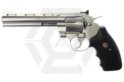 Tokyo Marui GAS Colt Python 6 Inch Silver