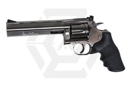 "ASG CO2 Dan Wesson 715 Revolver 6"" (Steel Grey)"