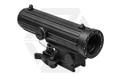 NCS 4x34 Elken Style Scope with Integrated LEDs