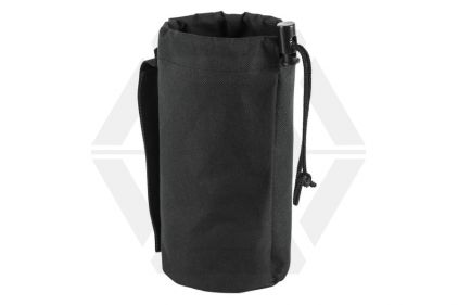 NCS VISM MOLLE Water Bottle/Pro Gas Pouch (Black) © Copyright Zero One Airsoft