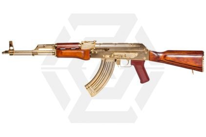 G&G AEG AK GKM Special Edition (Gold) © Copyright Zero One Airsoft