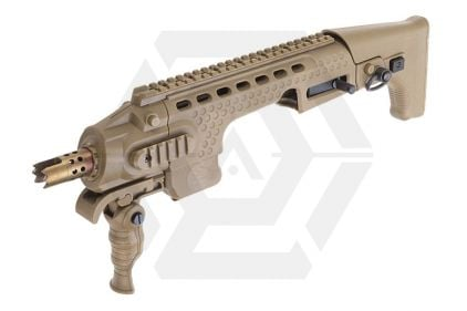 APS Carbine Conversion Kit for Glock 17/18C (Tan)