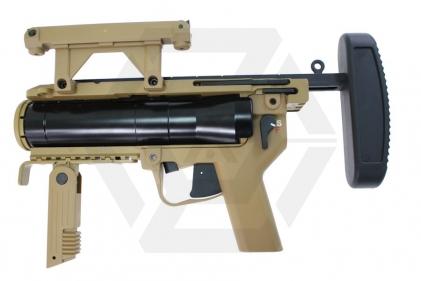 ARES M320 Grenade Launcher (Dark Earth) © Copyright Zero One Airsoft
