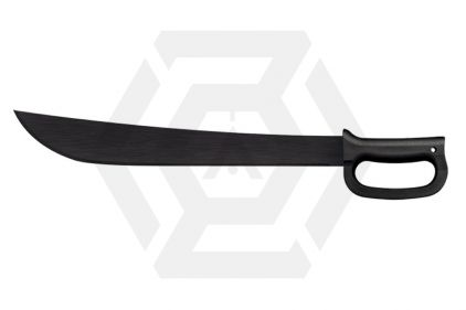 "Cold Steel Latin D-Guard 18"" Machete & Sheath © Copyright Zero One Airsoft"