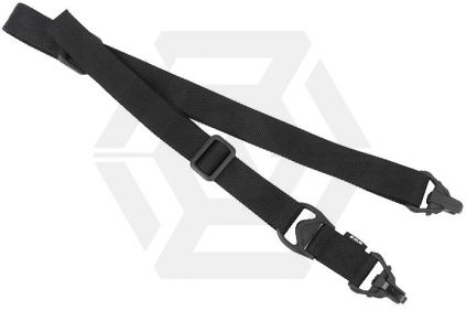 FMA MA3 Multi-Mission Sling (Black) © Copyright Zero One Airsoft