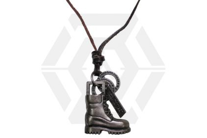 MFH Boot Necklace