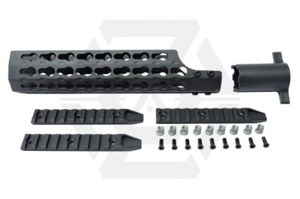 "APS 9"" KeyMod Handguard for CAM870 © Copyright Zero One Airsoft"