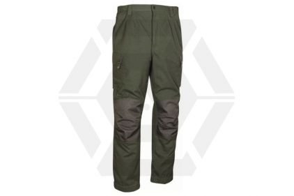 Jack Pyke Countryman Trousers (Olive) - Size Small © Copyright Zero One Airsoft