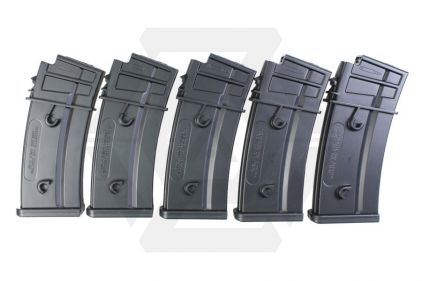 Ares Expendable AEG Mag for G39 140rds (Box of 5) © Copyright Zero One Airsoft