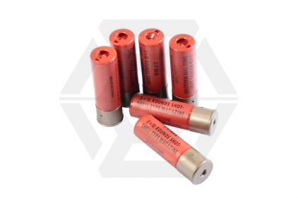 CYMA Spring Shotgun Shells - Pack of 6 © Copyright Zero One Airsoft
