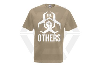 Daft Donkey Special Edition NAF 2018 'The Others' T-Shirt (Tan) - £12.50