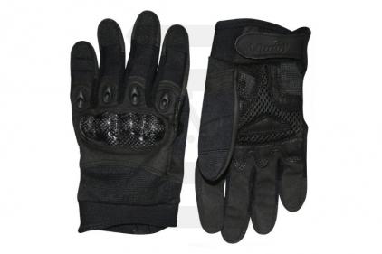 Viper Elite Gloves (Black) - Size Large © Copyright Zero One Airsoft