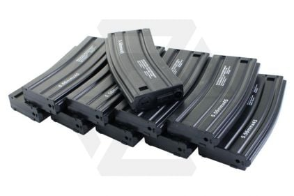 Ares Expendable AEG Mag for M4 (L85 Style) 30rds (Box of 10) © Copyright Zero One Airsoft