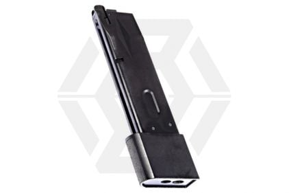 WE GBB Mag for M92 Biohazard 30rds Long © Copyright Zero One Airsoft
