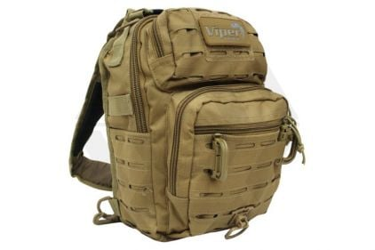 Viper Laser MOLLE Shoulder Pack (Coyote Tan)