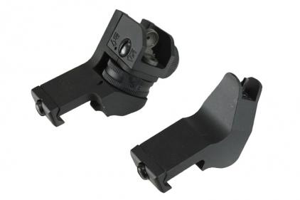 JAG Arms Off-Set 45° Iron Sight Set