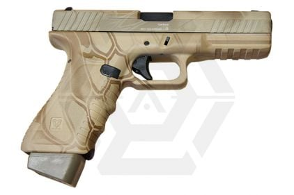 APS CO2 ACP601 (Nomad)
