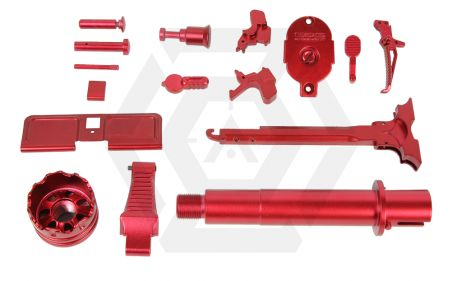 G&G Super Ranger Kit for ARP 9 / ARP 556 (Fire/Red) © Copyright Zero One Airsoft